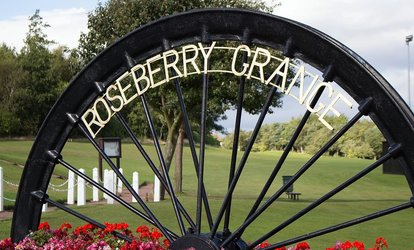 image for 18 Holes of Golf for Two or Four at Roseberry Grange Community Golf Club (Up to 55% Off)