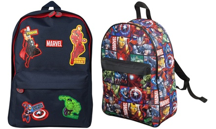 Sambro Marvel Kids Backpack
