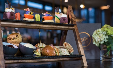 Traditional or Royal Afternoon Tea for Two or Four at Park Regis Birmingham