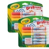 Crayola Washable Dry-Erase Whiteboard Markers (12-Count)