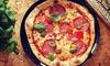 Aromatyczna pizza 30 lub 45 cm