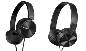 Sony MDRZX110NC Noise-Cancelling Headphones