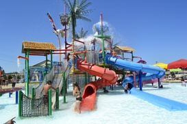 Monsoon Lagoon Waterpark: Single-Day Wet and/or Dry Pass to a Waterpark and Amusement Park (May 27–October 30)