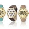 Women's Elephant-Themed Novelty Watches