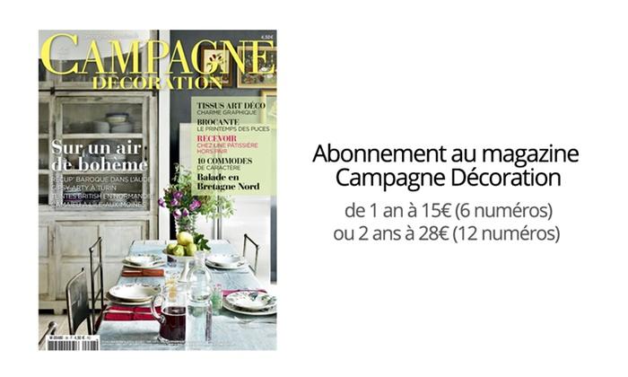 abonnement journal de la maison finest abonnement le journal de la maison with abonnement le. Black Bedroom Furniture Sets. Home Design Ideas