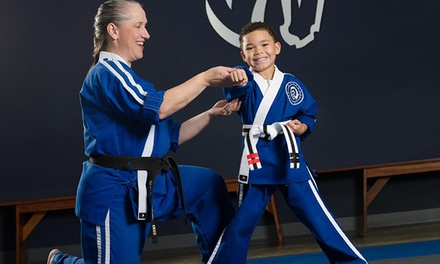 Six Weeks of Karate with Uniform, or Birthday Party for Up to 10 at Warhorse Karate Jiu Jitsu  (Up to 81% Off)