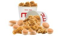Chicken Bucket oder feinste Chicken Selektion mit Beilagefür 2 oder 4 Personen bei McDarwichs (bis zu 41% sparen*)