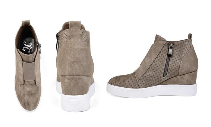 Clara Wedge Sneaker Shoes
