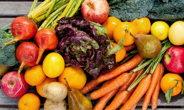 Farm Fresh To You: $17 for $31.50 Worth of Delivered Organic Produce from Farm Fresh To You