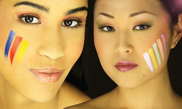 Syntheonline - Atlanta: Three-Hour Makeup Class at Syntheonline (45% Off)
