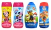 Disney Bathtime Fun Shampoo, Body Wash and More Set ( 2, 3, or 4-Pack)