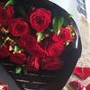 Half a Dozen Red Roses