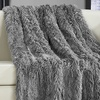 Chic Home Frederick Shaggy Decorative Throw Blanket