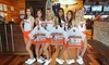 Free $10 Voucher for Hooters To Go Mobile App or Online Order of $20 or More