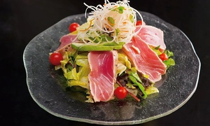 Ten Asian Bistro: Sushi and Asian Fusion Cuisine for Two or Four at Ten Asian Bistro (40% Off)