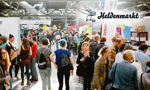 Heldenmarkt – Messe für nachhaltigen Konsum: 2 Tickets für den Heldenmarkt Stuttgart am 05.11. oder 06.11.2016 (50% sparen)