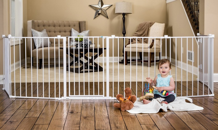 Up To 33 Off On Regalo 192 Quot Wide Child Gate