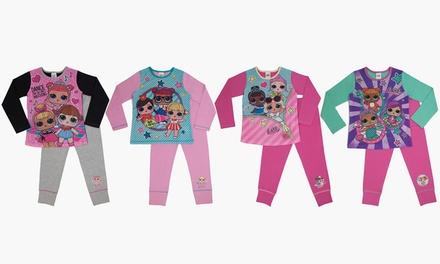 Girl's Lol Surprise Pyjamas Set