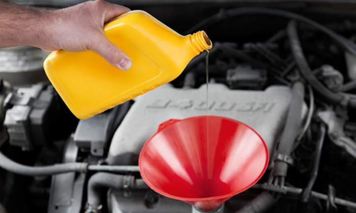 Kwik Kar Lube & Tune - Coves North: Wheel Alignment or One or Three Oil Changes at Kwik Kar Lube & Tune (Up to 54% Off)