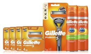 Ensemble de rasage hommes Gillette