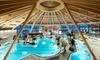 aquabasilea - Pratteln: Tageskarte für die Badewelt, Sauna und Hamam für 1 oder 2 Personen im aquabasilea Erlebnis- und Vitalbad (36% sparen*)