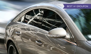 Carsmetology - Ann Arbor: $109 for Car Detailing with Winter Protection Package at Carsmetology ($249 Value)