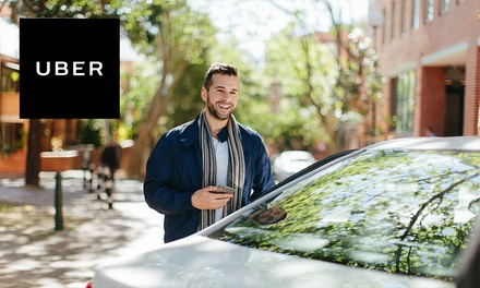 $20 to Spend on First Uber Ride for Free New Customers Only