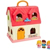 Little People Surprise Sounds Home Dollhouse Touch Sing Pretend Play