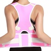 Adjustable Posture-Support Brace and Double-Compression Belt