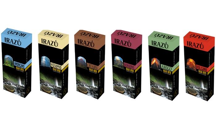 9917d3f185e44 Up To 47% Off on Irazu Coffee Capsules for Nespresso