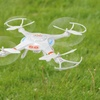iRola 4.5-Channel 6-Axis Gyro Quadcopter