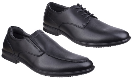 Hush Puppies Men's Leather Shoes