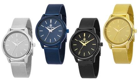 Reloj de cuarzo para mujer de la marca Burgmeister