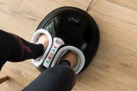 Masseur de pieds shiatsu