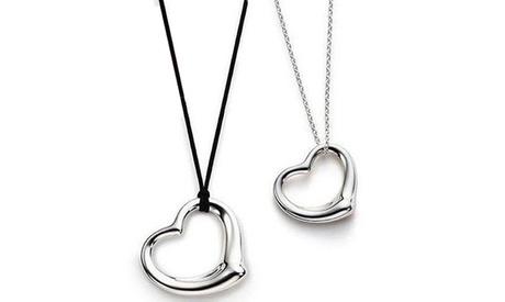 Colgantes de corazones para él y ella Van Amstel