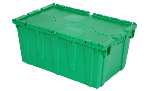 Green Boxes Plus: Two-Week Rental of Eco-Friendly Moving Supplies for a One- or Two-Bedroom Apartment from Green Boxes Plus (50% Off)