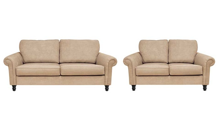 Eaton sofa collection groupon goods Groupon uk living room furniture