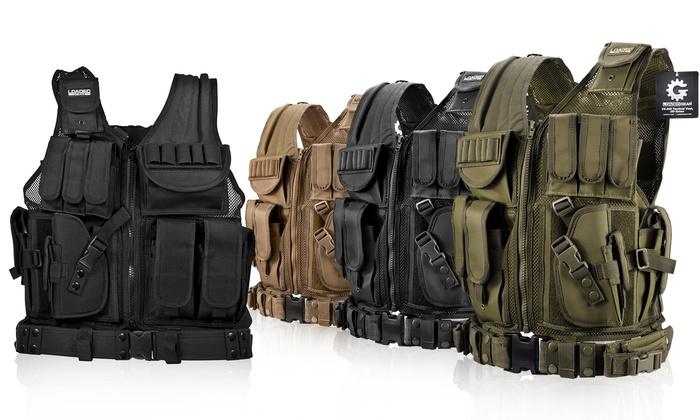 Loaded Gear VX-200 Tactical Vest