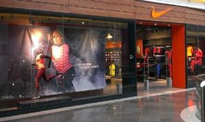 Nike Store Marseille Les Terrasses du Port: 5€ donnant droit à 25% de remise valable au Nike Store Marseille Les Terrasses du Port et sur le site Ekinsport.com