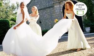 Grupo Koisa Linda: Koisa Linda – Barreto: vestido de noiva (opção de traje de noivo e dama) a partir de 12x sem juros de R$ 83,25