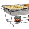 Full-Size Wire Chafer Stand Party Kit (6-Piece)