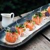 Asian Tapas and Sushi