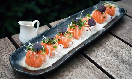 AllYouCanEat Asian Tapas and Sushi for One or Two at inamo