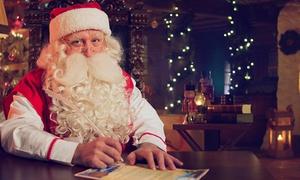 Elfi: Prezent od Świętego Mikołaja dla Twojego dziecka: list (19,99 zł) lub film (od 25,99 zł) na Listymikolaja.pl