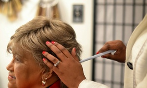 A Hair Boutique: $19 for One Wig Consultation at A Hair Boutique (a $35 Value)