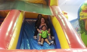 FunTown Bounce: Up to 52% Off Indoor-Playground Passes at FunTown Bounce