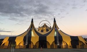 Cirkus Kaos: Entrada al espectáculo de Cirkus Kaos del 19 al 28 de enero desde 6 € en Guadalajara