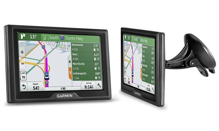 Up To 49 Off on Garmin Drive 50LMT GPS Navigator Groupon Goods