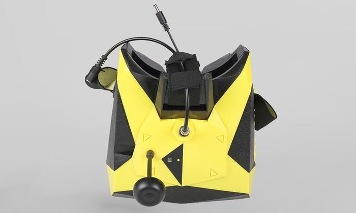 test drone yuneec