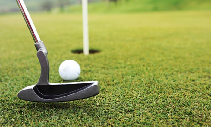 Historic City Park Golf Course - Baton Rouge: $24 for a 9-Hole Round of Golf for Two, Plus Cart, at Historic City Park Golf Course (Up to $50 Value)